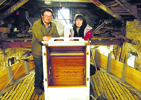 'Ilen' restoration nears completion