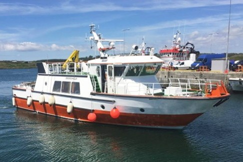 New fast ferry for Cape Clear
