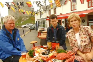 A taste of Baltimore on RTE's Nationwide