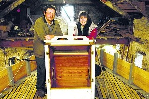 'Ilen' restoration nears completion